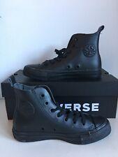 Original nuevo converse All Star Chuck High señora 35 cuero zapatos de niño BWare Hi
