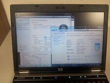 "HP ProBook 6530b Core 2Duo 1,8Ghz -4Go, 160Go, DVDRW, 14.1"", Webcam, Seven 7"