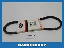 Belt Trapezoidal V-Belt 850MM Gates For ALFA ROMEO 75 90 Fiat Tempra Tipo