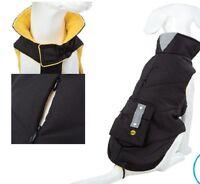 Waterproof Small/Large Pet Dog Jacket Clothes Winter Warm Rain Coat Booby pet