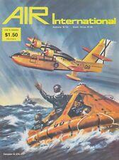 Air International (October 1975) (Canadair CL-215, Indian AF, Junkers Ju 52)