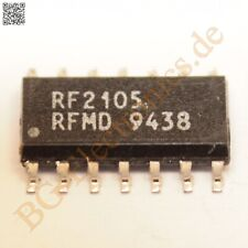 1 x RF2105 High Power Linear UHF Amplifier RF Micro  SO-14 1pcs