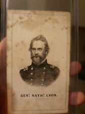 Union civil war general cdv