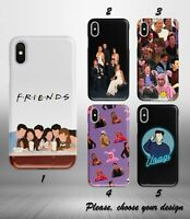 Friends Characters case for iphone 11 12 pro max XR X XS SE 2020 8 7 plus 6 + SN