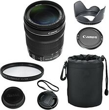 Canon EF-S 18-135mm f/3.5-5.6 IS STM Celltime Deluxe Zoom Lens Kit for Canon EOS