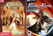 Arabian NIGHTS & PRINCE OF PERSIA NUOVO e SIGILLATO