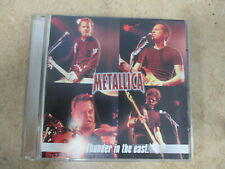 Metallica - Thunder In The East   2 CD  Korba Silver Disc