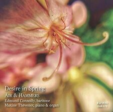 Finzi / Edmund Conno - Desire in Spring: Air & Hammers [New CD]