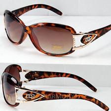 New DG Eyewear Womens Mens Designer Sunglasses Shades Fashion Wrap Around Retro