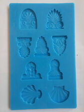 Latex Mould To Make Pentagram Plaque Art /& Crafts Pagan Wicca Gothic Style