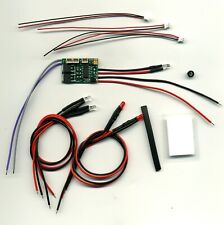 Umbau Kit für Carrera Digital 132 / 124 mit * Mini Decoder * und LED Beleuchtung