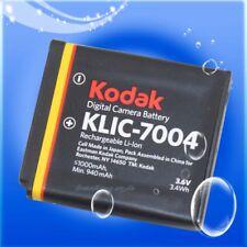 Genuine Kodak KLIC-7004 Original Battery ZX3 Zi8 M1093 V1253 V1273 M1033 M2008