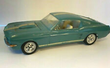 1967 Ford Mustang Fastback Wen Mac Toy Car AMF Electric   #1