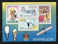 s5263) BARBUDA 1978 MNH** World Cup Football - Coppa del Mondo Calcio S/S