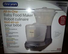 the first years all-in-one baby food maker, brand new, still in box