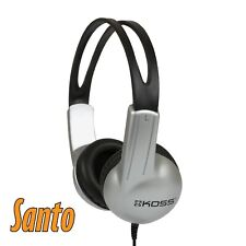 Koss UR10 On-Ear Headphones - Silver/Black