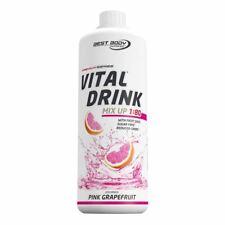 Best Body Nutrition 1 Liter Low Carb Vital Drink Mineraldrink Sirup TOP !