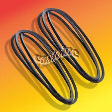 Yazoo/Kees YR60 Deck Belt # 3V950, 205395, 205-395, 3/8 x 95 Set of 2 Fits YR76