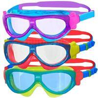 Zoggs Phantom Kids Mask Childs Swimming Goggle Eye Protection 0-6 Years