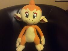 Pokemon Go Plush Chimchar Doll Toy New