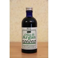 Olio di ARGAN BIO Puro-Antirughe-Lucidante capelli/Rinforzante unghie -100ml Tea