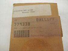 NEW BALLUFF BNS 113-B02-L12-61-A-12-02 LIMIT SWITCH BNS113B02L1261A1202