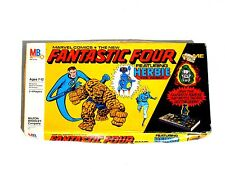 NEW Fantastic Four Game (ft.Herbie Robot) Marvel Comics RARE Milton Bradley 1978