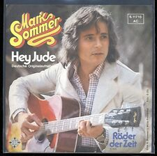 "7"" @ Mark Sommer @ Hey Jude @ Deutsche Beatles Coverv."