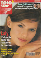 Tv Star No. 1044 - 30/09/1996 - Laly Martin - George Clooney - Faye Dunaway