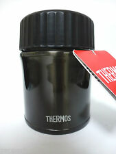 Thermos JBI-381BK Vacuum Insulation Food/soup container 0.38L Black