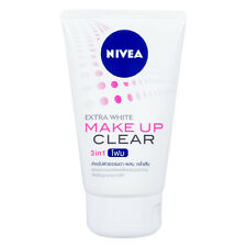 Nivea Extra White 3 in 1 Face Wash Toner Makeup Remover Normal Combination Skin