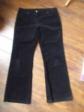 Marks and Spencer Corduroy Bootcut Jeans for Women