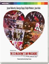 St Valentines Day Massacre - Limited Edition Blu Ray Blu-ray DVD Region 2