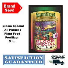 Sunniland Garden Fertilizer Bloom Special Granules All Purpose Plant Food 5 lb.