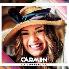 CARMEN FERRERI - La Complicità (Amici 2018 - CD nuovo sigillato)