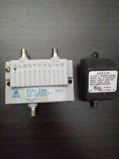 New listing Electroline Eda 2100 Catv Drop Amplifier w/power supply