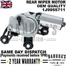 REAR WIPER MOTOR FOR SEAT LEON/TOLEDO SKODA FABIA OCTAVIA VW GOLF BORA 1J6955711