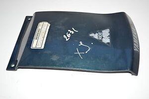 1992 YAMAHA XJ 600S DIVERSION REAR TAIL LIGHT FAIRING