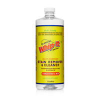 Whip It All Purpose Cleaner and Stain Remover 32oz Concentrate FACTORY DIRECT!!!