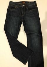 New $125 Tommy Bahama Men's Barbados Authentic Straight Jeans Dark Indigo 30x30