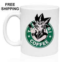 Yami Yugi, Yu-Gi-Oh!, Birthday, Christmas Gift, White Mug 11 oz, Coffee/Tea