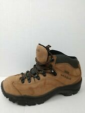 Vasque Skywalk Womens 6.5 M Hiking Ankle Boots Tan Brown Leather Gore Tex Shoes