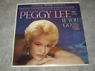 Peggy Lee - If You Go - Vinyl LP Record - Stereo photo