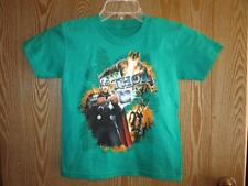 NEW Thor The Mighty Avenger Kids Toddler Medium M Size 5-6 Green Shirt 71NZ