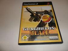 PlayStation 2  Gungriffon Blaze