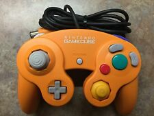 **Rare**Japanese Orange Official GameCube Controller **US Seller**