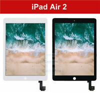 Nero Bianco Per iPad Air 2 iPad 6 LCD Schermo Display Touch Screen Assembly RHN
