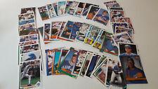 50 Baseballkarten / Baseballcards der Toronto Blue Jays u.a V. Wells, J.Werth