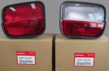 HONDA GENUINE OEM CR-V 1995–2002 LHD REAR TAIL LAMP UNIT/ASSY ☆LEFT & RIGHT SET☆