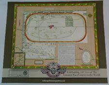 Indianapolis Motor Speedway 2009-2011 Centennial Era Celebrating 100 year Poster